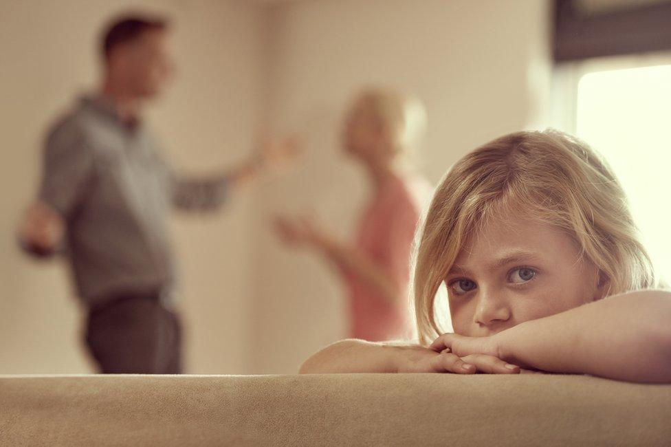 Effect of Parental Disputes on Children